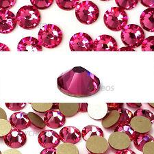 1440 Swarovski 2088 20ss wholesale crystal flatback rhinestones ss20 ROSE (209)