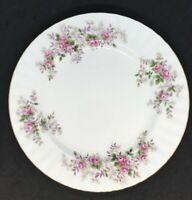 "Royal Albert Fine Bone China LAVENDER ROSE Salad Dessert Plate 8"" - MINT!"