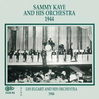 Sammy Kaye - 1944 & 1946 [New CD]