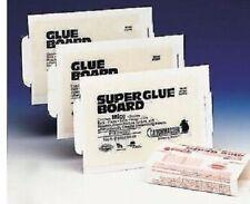 72 Catchmaster Super Peanut Butter Flavor Glue Boards 72MB - Super Mouse boards