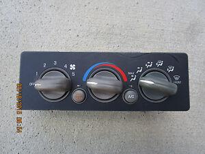99-04 PONTIAC GRAND AM GT SE A/C HEATER CLIMATE TEMPERATURE CONTROL P/N 22694864
