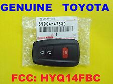 NEW OEM 2016-2017 Toyota Prius Smart Key Proximity Remote 89904-47530 HYQ14FBC