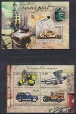 C832. Burundi - MNH - Transport - Courier - 2012