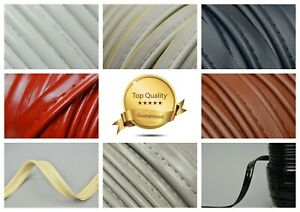 2mm Faux Leather Piping Trimming Cord Trims Boat Car Fashion Sewing Matt/Shiny
