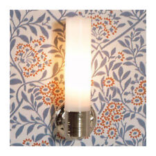 Dolls House 2524 Modern Wall Lamp Silver 12 Volt 1:12 for Dollhouse NEW! #