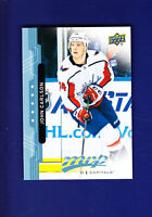 John Carlson 2018-19 Upper Deck UD MVP Hockey BLUE #36 (MINT) Capitals
