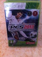PES 2013 : Pro Evolution Soccer - Jeu xbox 360 NEUF