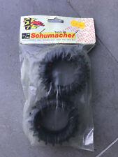 *VINTAGE* set de Pneus / Tyre set Schumacher T653W Fr.Tyres 3x20 Hard Spike