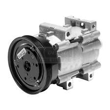 DENSO 471-8111 New Compressor And Clutch