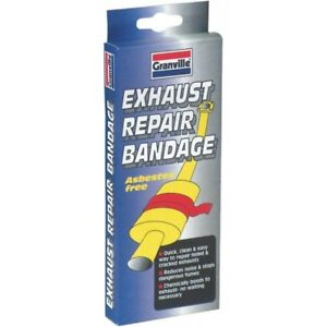 GRANVILLE  EXHAUST BOX PIPE REPAIR BANDAGE WRAP GAS TIGHT *seal Repair Bandage*