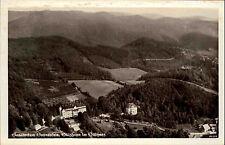 SÜLZHAYN bei Ellrich in Thüringen Sanatorium Sonnenfels AK ~1930 Luftaufnahme