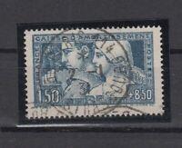 AG4922/ FRANCE – SEMI POSTAL - Y&T # 252b USED - CV 210 $