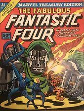 FABULOUS FANTASTIC FOUR Marvel Treasury Edition #11 (1976)