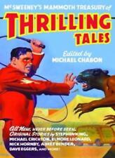 Mcsweeney's Mammoth Treasury of Thrilling Tales (Vintage Contemporaries Origina