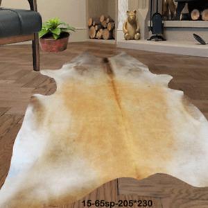New floor rugs cowhide rug carpet natural rugs living room rugs online AU 15-65