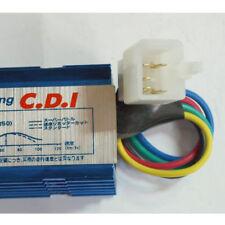 Centralina CDI Racing 5 Pin 4 Tempi Pit Bike Quad ATV 50 90 110 125 140