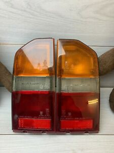 JDM suzuki sidecick vitara escudo geo tracker 1989- 1998 TAIL LIGHTS pair