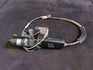 JAGUAR XF ELECTRIC HANDBRAKE PARKING BRAKE ACTUATOR MOTOR 7151120 REV A