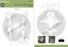 Bestfong Decal 1/32 Northrop F-5E stencils for R.O.C. (Taiwan) AF