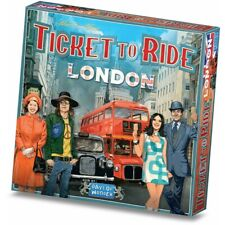 Ticket to Ride: London - New