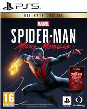 PLAYSTATION 5 Marvel's Spider-Man: Miles Morales  Video Game