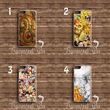 Dragon Ball Z Goku Vegeta Gohan teléfono Funda Protectora Iphone Y Samsung Modelos