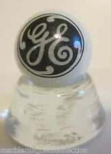 GENERAL ELECTRIC LOGO ON COLLECTOR MARBLE