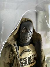 ThreeA Ashley Wood 3A Adventure Kartel 1/6 Sh!T WEATHER BLEAK HOODED 3AA ZOMB