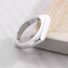 Silpada 'Big Idea' Sterling Silver Ring Size 7 EUC