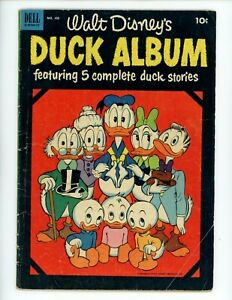 Duck Album #3 1952 FN- Dell Publishing Walt Disney Comic Book