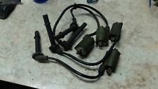 98 Honda VFR800 VFR 800 FI Interceptor Ignition Coils Spark Plugs