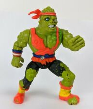 1991 Playmates Toxic Crusaders Toxie Action Figure (Glued Arms)