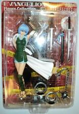 "Rare Sega 2005 GAINAX Evangelion Rei Ayanami 6"" Figure Ban Invasion Ninja MISB"