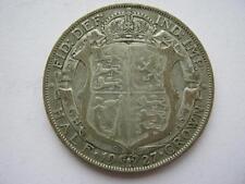 1927 silver Halfcrown, 1st reverse, NF.