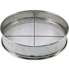 Stainless steel sieve 30cm with 3 type net Bonsai tool Japan Free shipping