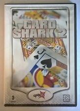 Card Shark 2, PC CD-Rom Game