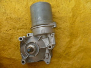 New 09-13 14 Ford Expedition Lincoln Navigator Front Windshield Wiper Motor OEM
