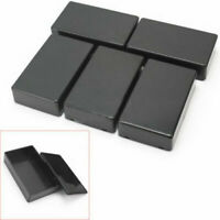 5pcs 100x60x25mm Plastic Electronic Project Box Enclosure Instrument Case Holder