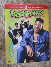 The Fresh Prince of Bel Air - The Complete First Season (DVD 4-Disc Set)