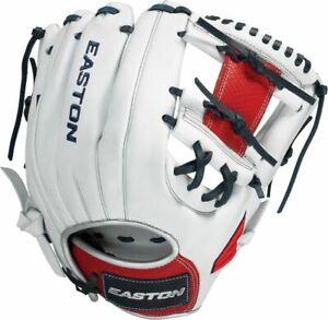 "NWT Easton Tournament Elite 14U Baseball Glove.11.5"" RHT. Brand New For 2022."