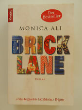 Monica Ali Brick Lane Roman Knaur