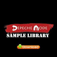 Alan Wilder Depeche Mode Samples E-MU EMU Emulator Emax II SoundFont SF2 EB2