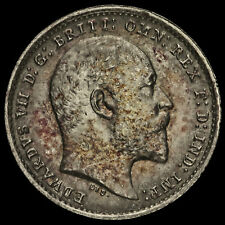 More details for 1903 edward vii silver maundy twopence