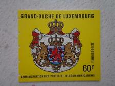 Luxembourg 1989 Anniv of Succession Booklet Coats Of Arms - Famous People Mnh