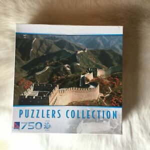THE GREAT WALL OF CHINA Jigsaw Puzzle 750 Pieces