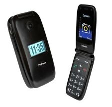 Profoon PM-790 Black (Unlocked) Perfect for seniors Big Button Phone