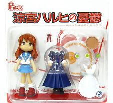 Pinky:st Street PC2015 Melancholy of Haruhi MIKURU ASAHINA Pop Figure Set Anime