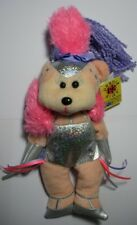"SKANSEN BEANIE KID    ""KYLIE THE SHOWGIRL BEAR""     MINT WITH MINT TAG"