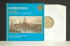 DVORAK Cello Concerto ROSTROPOVICH/TALICH Supraphon 87152 LP