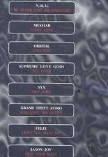Master Beat 5-Messiah/N.R.G/Orbital/Felix/NYX/Grand Theft Audio/Jason Joy